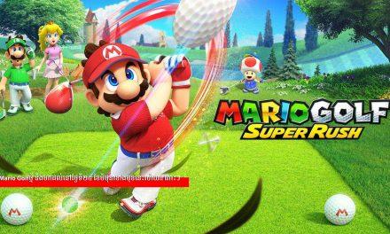 Mario Golfថ្មី នឹងមកដល់នៅថ្ងៃទី២៥ ខែមិថុនាខាងមុខនេះហើយ!! តោះៗ