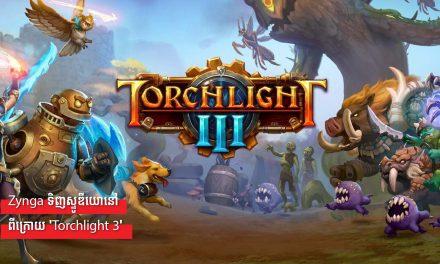 Zynga ទិញស្ទូឌីយោនៅពីក្រោយ 'Torchlight 3'