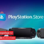 ក្រុមហ៊ុន Sony នឹងបន្តលក់ហ្គេម PSP នៅតាមហាង PS3 និង PS Vita stores